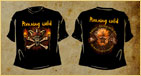 Buy official Running Wild merchandise at Ballroom Hamburg